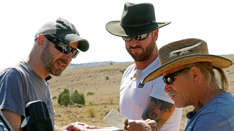 Guide Ludger Mit Konny Reimann Und Michael Wendler In Der Wuste Personal Scout Tours